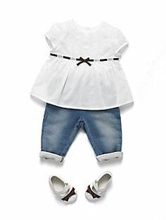 92e0e2a70 Summer outfit | **Baby Aguado's Closet** | Baby girl fashion, Baby ...
