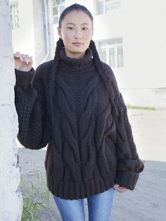 Schynbald sweater by Tengri