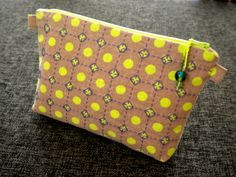 Harujion Design: Sashiko pouches