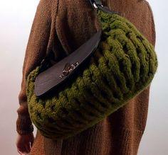 Ravelry: Cetus Bag pattern by Americo Original Design Team