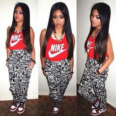 Nike Swagg