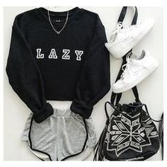 Cute Fashion Outfits for Teens worth Copying - Teenager Outfits, Lazy Outfits, Teen Fashion Outfits, Short Outfits, Outfits For Teens, Trendy Outfits, Cool Outfits, Summer Outfits, Winter Outfits