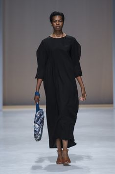 Amanda Laird Cherry   Spring Summer 2018    Look 1   Photo by Eunice Driver for South African Fashion Week South African Fashion, African Fashion Designers, Spring Summer 2018, Amanda, Cherry, Cold Shoulder Dress, Normcore, Dresses, Style