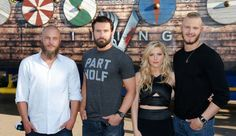 The cast of History Channel's Vikings will return for an extended season 4 in 2016