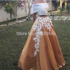 Купить товар Элегантный двухкомпонентный женщины официальный платья тафта короткий рукав вечернее платье в категории Вечерние платья на AliExpress. Добро пожаловать denias свадебные 002