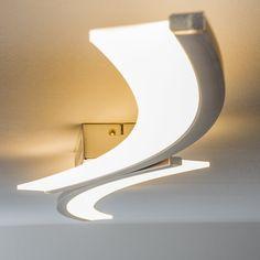 Hengda® 24W LED Deckenleuchte 85V-265V Warmweiß Deckenlampe ...
