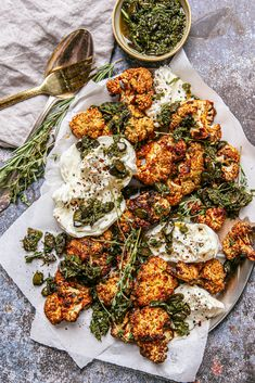 #food #recipe #healthy #thebitery #thebite #cooking #soulfood #streetfood #kitchen #recipeidea #tasty #takeabite Side Dish Recipes, Vegetable Recipes, Vegetarian Recipes, Healthy Recipes, Clean Eating, Healthy Eating, Healthy Food, Healthy Vegetables, Veggies