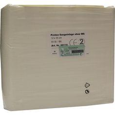 VLIESWINDELN Brinella 11,5x37 cm:   Packungsinhalt: 50 St PZN: 09199138 Hersteller: Brinkmann Medical ein Unternehmen der Dr. Junghans…