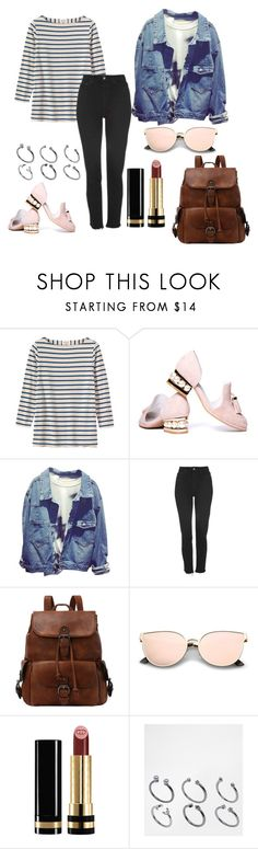 """""""Untitled #429"""" by dolrebeca ❤ liked on Polyvore featuring Toast, Jeffrey Campbell, Topshop, Gucci and ASOS"""