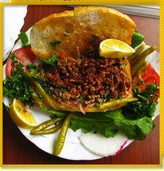 Turkish food - Tantuni
