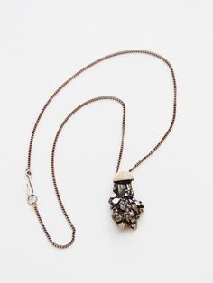 All for the Mountain Pompeii Cluster Necklace « Pour Porter