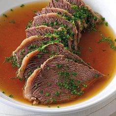 Viennese boiled beef