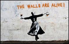 Banksy. Nuff said.