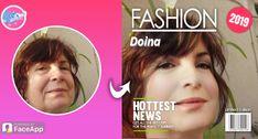 Înfrumusețează-te! Vezi aici cum ai arăta pe coperta unei reviste! - Opossum Sauce You Look Like, Magazine, Tips, Movie Posters, Film Poster, Popcorn Posters, Warehouse, Magazines, Billboard
