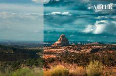 Arizona Drama Lightroom Preset. Actions. $5.00