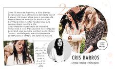 10 marcas paulistanas que você precisa conhecer: Cris Barros