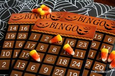 Lots of great ideas of Halloween Party Games