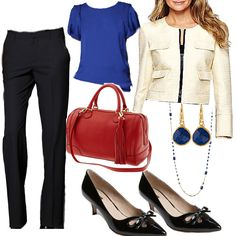 Style Your Life: A Virtual Wardrobe: LA Attorney - I should just pin every single one of these outfits - love 'em all!