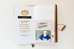 After Dark: Traveler's Notebook Inspiration - Crate Paper