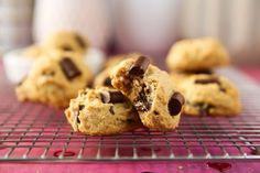 Valentine's Day Dairy-Free Cream Cheese Chocolate Chunk Cookies (+cooking video!) |
