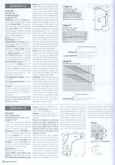 Filati Handknitting №43 2011 - 轻描淡写 - 轻描淡写