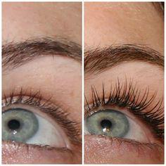natural eyelash extensions  BNBstyling.blogspot.com
