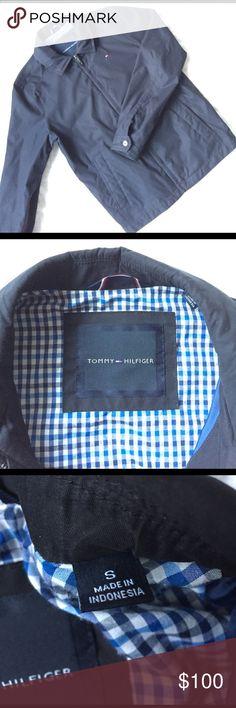Tommy Hilfiger Jacket Excellent condition. Worn only a few times. Tommy Hilfiger Jackets & Coats Lightweight & Shirt Jackets