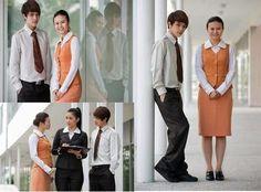 Kinh nghiệm may đồng phục công ty ở Hà Nội