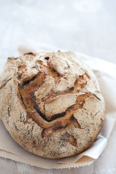 rustic homemade sourdough bread | Flickr - Photo Sharing!