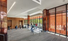 Gallery of University of Connecticut Social Sciences and Classroom Buildings / Leers Weinzapfel Associates - 27
