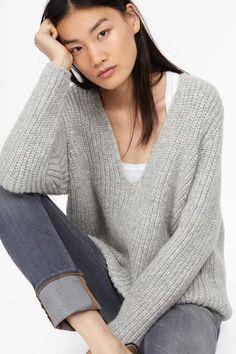 Instant Download PDF Knitting Pattern - Ladies or Mens SLOPPY JOE ... 74d9840ea
