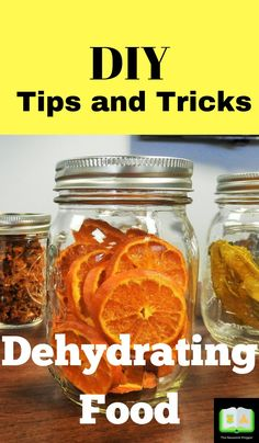 diy food Dehydrate Food- 5 DIY Ideas for the Beginning Survival Prepper- shares my best tips and tricks for DIY food dehydrating. If you are new to food preservation, these tips can save you a LOT of time and effort. Read on to learn how! Tips And Tricks, Food Storage, Storage Hacks, Storage Room, Methods Of Food Preservation, Prepper Food, Survival Prepping, Survival Skills, Survival Supplies