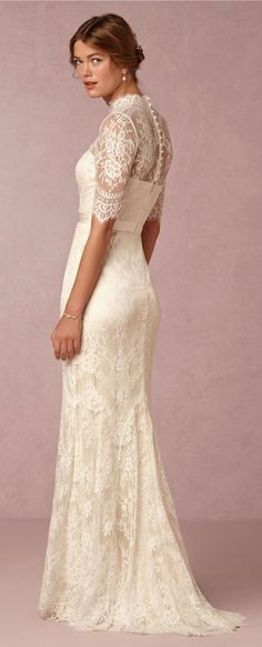 BHLDN Wedding Dress Bridgette Gown
