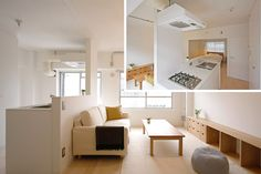 Japanese apartment-house, Danchi