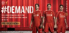 Pre-order your new home kit 14-15 now-LFC Official Online Store