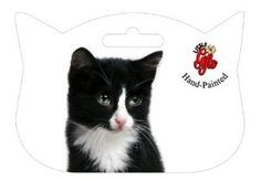 Cat Gifts:LittleGifts Taby Cat Enameled Key Chain