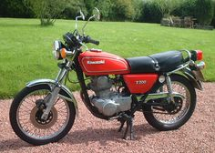 Kawasaki Z200 - 1980 A2 Model