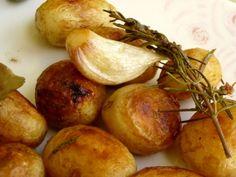 Takie tam moje pomysły - Młode ziemniaki