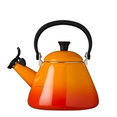 Le Creuset Kone Kettle in Flame