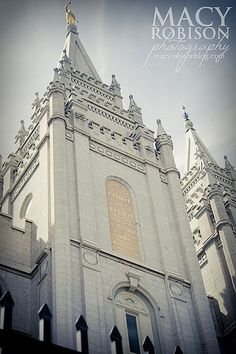 What Home Means to Me: Salt Lake Temple
