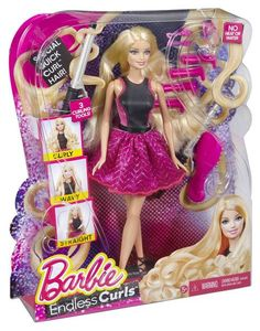 Barbie - Endless Curls Doll (for Madi)