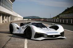 Mazda LM55 Vision Gran Turismo Car