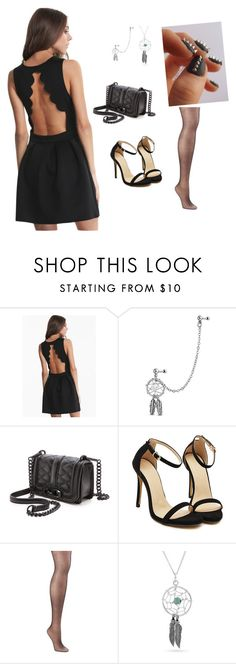 """punk 17th birthday"" by cassie-marie-1299 ❤ liked on Polyvore featuring Bling Jewelry, Rebecca Minkoff and Calvin Klein"