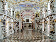 As bibliotecas mais bonitas do mundo - GEEKISS