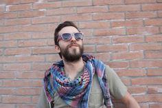 Long Board Stripes #wooden #sunglasses #raleri