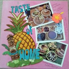 Taste of Home by Flora