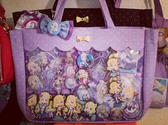 "104 Likes, 4 Comments - ラブライブ  痛バッグ (@lovelive.idolgirl) on Instagram: ""Here's my updated Mari Ohara ita bag! ✨ #itabag #itabags #loveliveitabag #mariohara…"""
