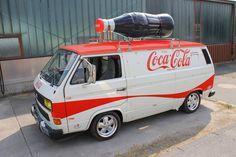 T3 Vw, Volkswagen, Vw Vanagon, Custom Cars, Coca Cola, Aircraft, German, Business, Vehicles