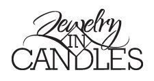 Awesome smelling candles. Makes a great gift for Christmas, birthdays or anniversaries.    Jewelry In Candles choose your Ring Size in every Jewelry Candle, Jewelry Tarts & Jewelry Aroma Beads #beadedjewelry