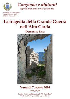 Gargnano   La tragedia della Grande Guerra nell'Alto Garda @GardaConcierge